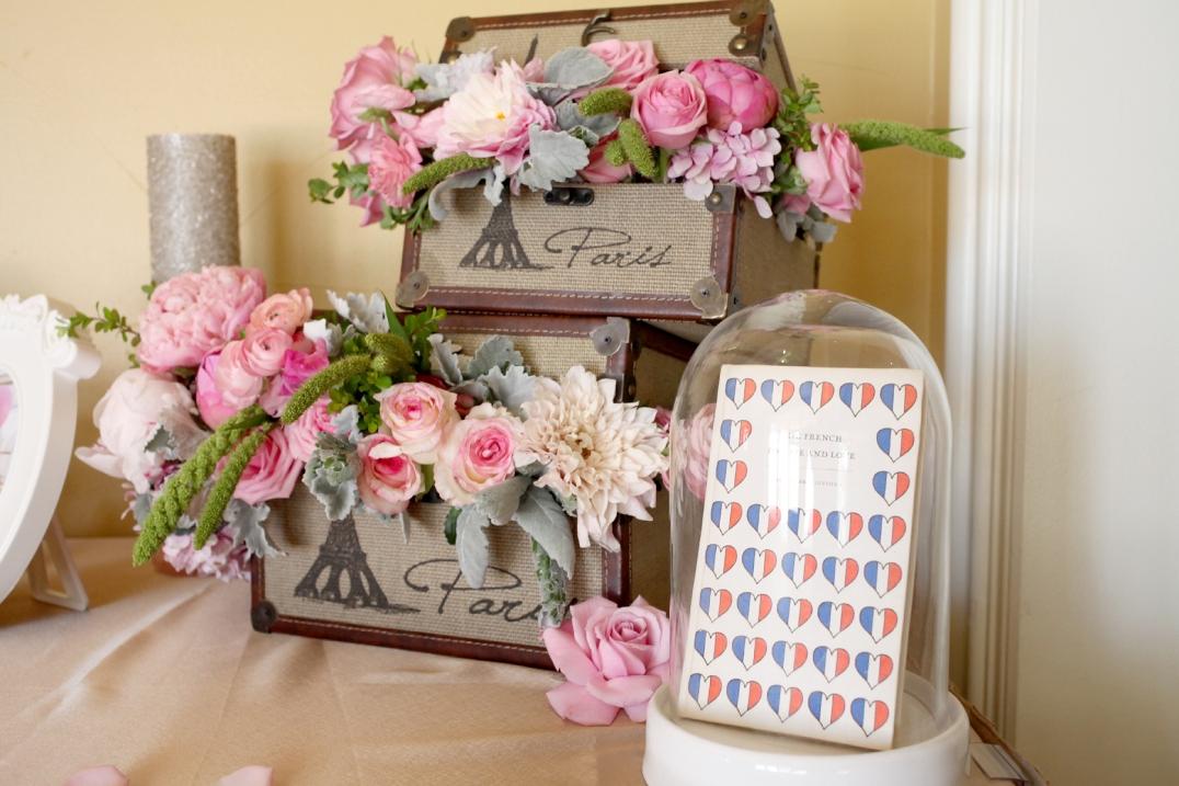 Flowers: Petals L.A., Photo: Photos By Eilea