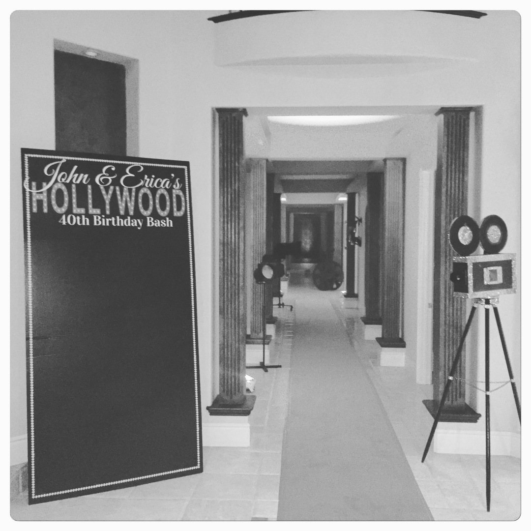Hollywood Entrance