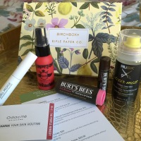 Beauty Subscription Review: BirchBox