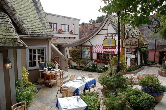 Carmel town