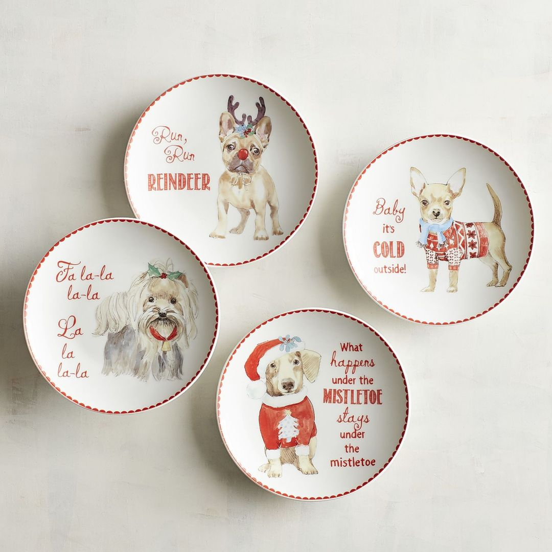 Pier One Imports Holiday Tableware