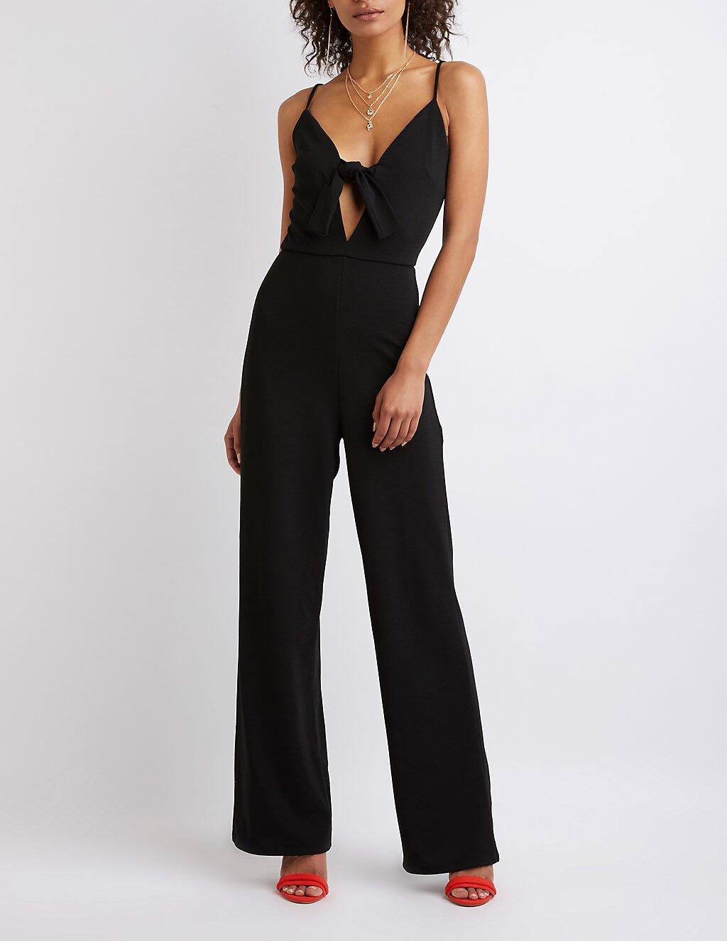 cr black jumpsuit